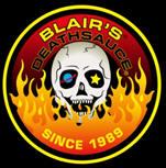 Blair's Q Heat Wasabi Green Tea Hot Sauce 198ml