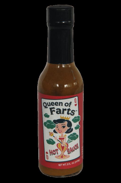 Queen Of Farts Hot Sauce 147ml
