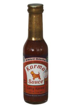 Karma Sauce Curry Karma Hot Sauce 148ml