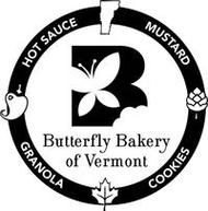 Butterfly Bakery of Vermont Habanero Lime Switchback Hot Sauce 148ml