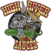 High River Sauces Rattler BBQ Sauce 355ml