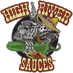 High River Sauces Cheeba Gold Barbados Style Scotch Bonnet Sauce 163ml