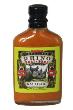African Rhino Peri-Peri Hot Sauce 200ml