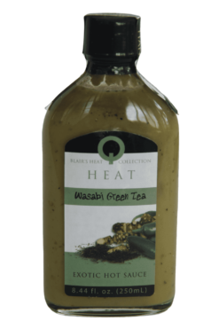 Blair's Q Heat Wasabi Green Tea Hot Sauce 198ml