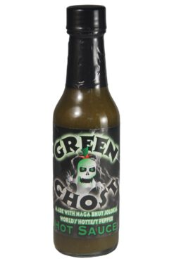 Green Ghost Pepper Hot Sauce 148ml