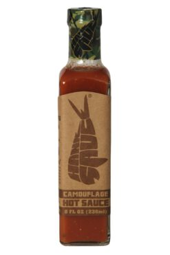 Hank Sauce Camouflage Hot Sauce 236ml