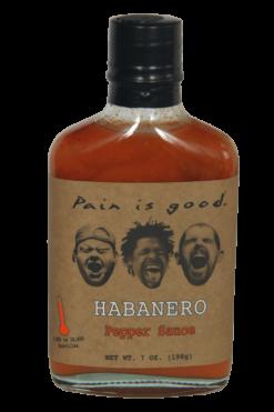 Pain Is Good Habanero Pepper Sauce 198g