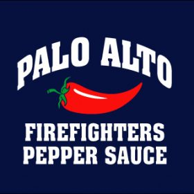 Palo Alto Firefighters Original Jalapeno Pepper Sauce 250ml