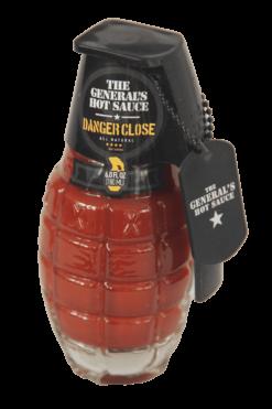 The General's Danger Close Hot Sauce