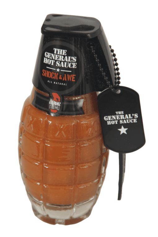 The General's Shock & Awe Hot Sauce