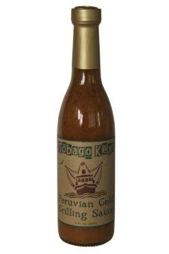Tobago Keys Peruvian Gold Grilling Sauce 355ml