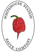 Whitehouse Station Peach Habanero Sauce 148ml
