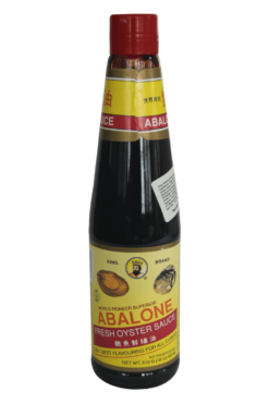 King Brand Abalone Fresh Oyster Sauce 420ml