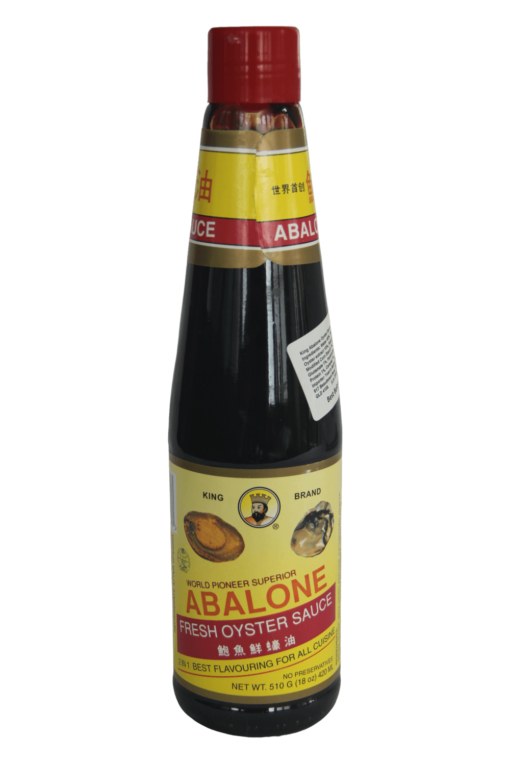 King Brand Abalone Fresh Oyster Sauce