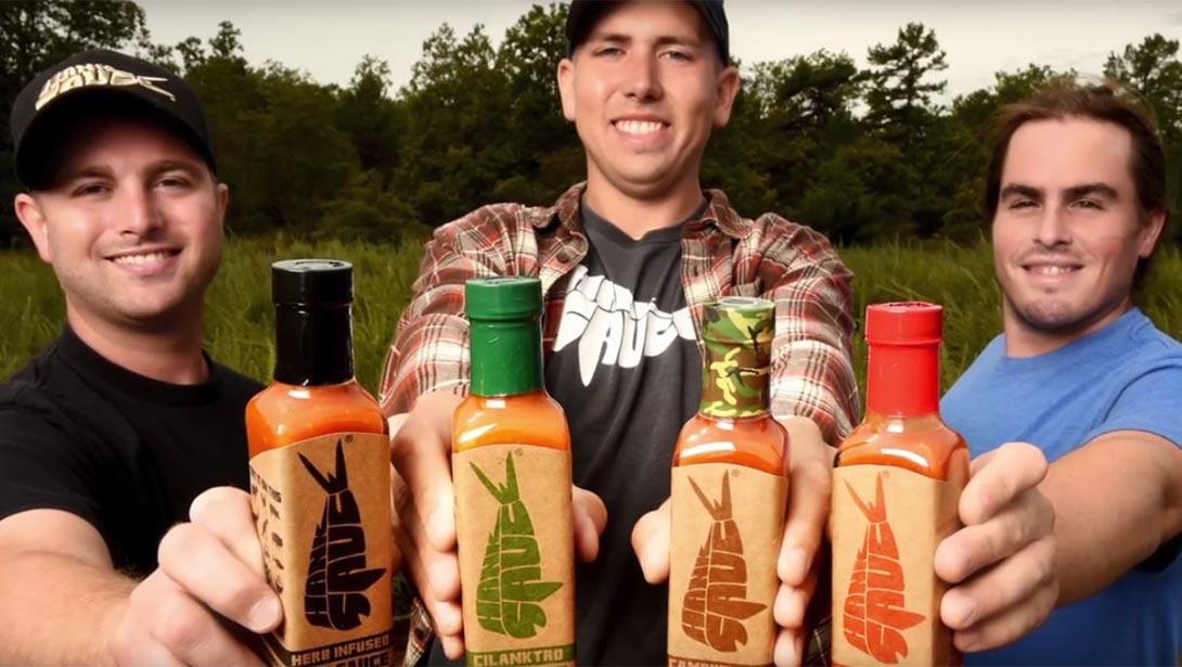 Brand Profile: Hank Sauce 1