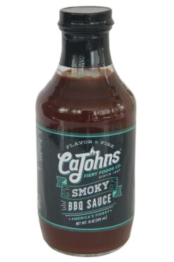 CaJohn's Smoky BBQ Sauce 474ml