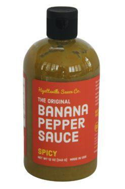 Hyattsville Sauce Co. Banana Pepper Sauce 340g