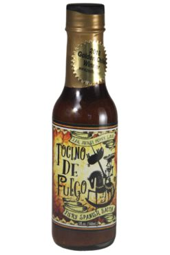 Jak Jeckel Tocino De Fuego Fiery Spanish Bacon Hot Sauce 148ml