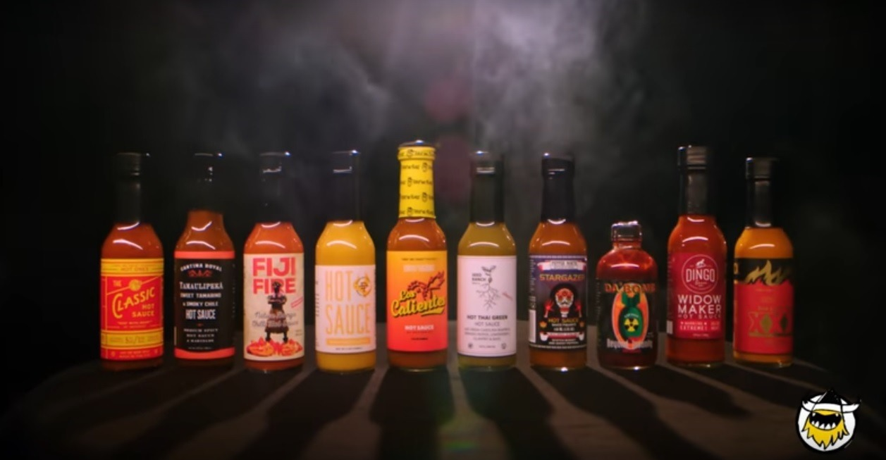 Hot Ones Season 11 Hot Sauce Lineup Revealed 1